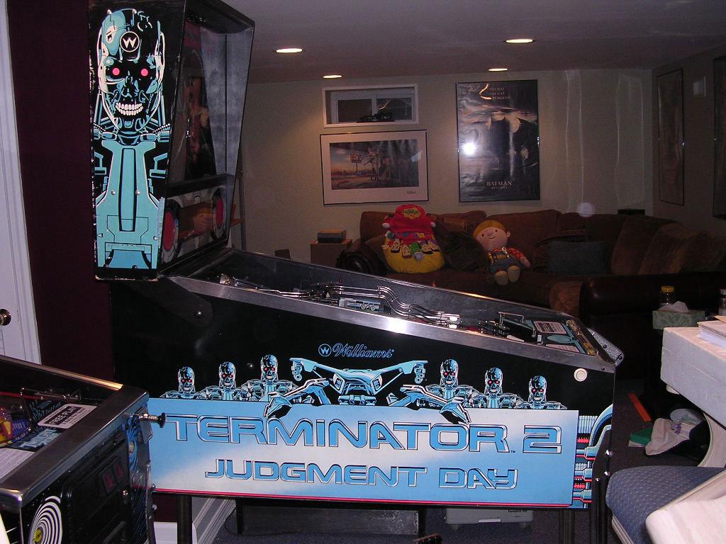ArcadeRehab com [Terminator 2: Judgment Day]